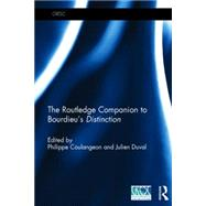 The Routledge Companion to BourdieuÆs 'Distinction' by Coulangeon; Philippe, 9780415727273