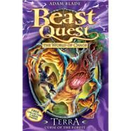 Beast Quest: 35: Terra, Curse of the Forest by Blade, Adam, 9781408307274
