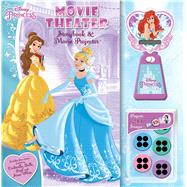 Disney Princess: Movie Theater Storybook & Movie Projector by Foreman, Matthew Sinclair (ADP); Disney Storybook Art Team, 9780794437275