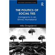 The Politics of Social Ties: Immigrants in an Ethnic Homeland by University Of The South; Depar, 9781138267275