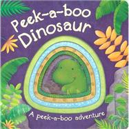 Peek-a-boo Dinosaur Diecut Board Book by Parragon, 9781445477275