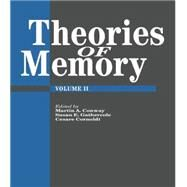 Theories Of Memory II by Conway; Martin, 9781138877276