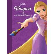 Tangled: The Story of Rapunzel by Disney Book Group; Disney Storybook Art Team, 9781484767276