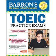 Barron's Toeic Practice Exams by Lougheed, Lin, 9781438077277
