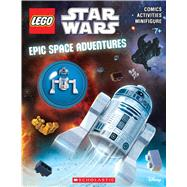 Epic Space Adventures (LEGO Star Wars: Activity Book with Figure) by Unknown, 9780545917278