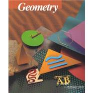 McDougal Littell Jurgensen Geometry Student Edition by Beck, Roger B.; Black, Linda; Krieger, Larry S., 9780395977279