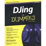 Djing for Dummies by Steventon, John, 9781118937280