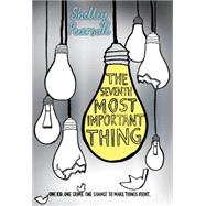 The Seventh Most Important Thing by PEARSALL, SHELLEY, 9780553497281
