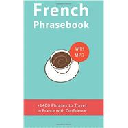 French Phrasebook by Bibard, Frederic, 9781508777281