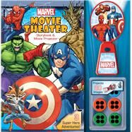 Marvel Movie Theater Storybook & Movie Projector by Wyatt, Chris; Pham, Khoi; Mounts, Paul; Palacios, Tomas; Padilla, Agustin, 9780794437282