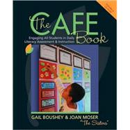The Cafe Book: Engaging All Students in Daily Literary Assessment & Instruction by Boushey, Gail, 9781571107282