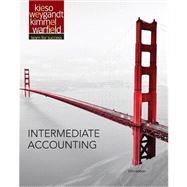 Intermediate Accounting, Fifteenth Edition by Kieso, 9781118147290