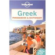 Lonely Planet Greek Phrasebook & Dictionary by Lonely Planet Publications, 9781743217290