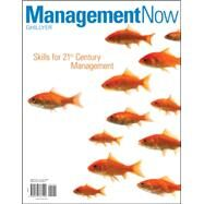 Management Now by Ghillyer, Andrew, 9780073377292