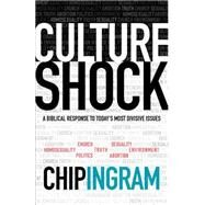 Culture Shock: A Biblical Response to Today's Most Divisive Issues by Ingram, Chip, 9780801017292