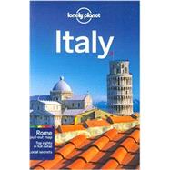 Lonely Planet Country Guide Italy by Bonetto, Cristian, 9781742207292