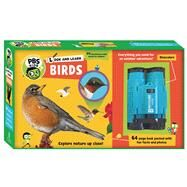 Look and Learn Birds by Pbs Kids; Parvis, Sarah, 9781941367292