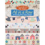 Moda All-Stars All in a Row by Alexander, Lissa, 9781604687293