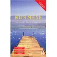 Colloquial Burmese: The Complete Course for Beginners by Hnin Tun; San San, 9780415517294