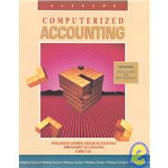Computerized Accounting by Spielgeberg; Yacht, Carol; Schaber, Christopher R.; Lentz, 9780028037295