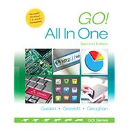 Go! All in One Computer Concepts and Applications by Gaskin, Shelley; Graviett, Nancy; Geoghan, Debra, 9780133427295