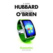 Economics Plus MyLab Economics with Pearson eText (2-semester Access) -- Access Card Package by Hubbard, R. Glenn; O'Brien, Anthony Patrick, 9780134417295