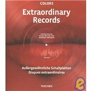 Extraordinary Records by Moroder, Giorgio, 9783836507295