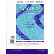 Calculus Early Transcendentals, Books a la Carte Plus MyMathLab/MyStatLab Student Access Kit by Briggs, Bill L; Cochran, Lyle; Gillett, Bernard, 9780321977298