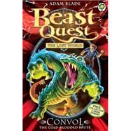 Beast Quest: 37: Convol the Cold-blooded Brute by Blade, Adam, 9781408307298