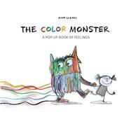 The Color Monster A Pop-Up Book of Feelings by Llenas, Anna, 9781454917298