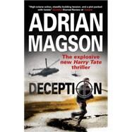 Deception by Magson, Adrian, 9780727897299