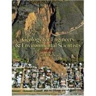 Geology for Engineers and Environmental Scientists by Kehew, Alan E., 9780131457300