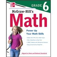 McGraw-Hill Education Math Grade 6 by Unknown, 9780071747301