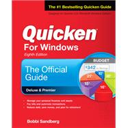 Quicken for Windows: The Official Guide, Eighth Edition by Sandberg, Bobbi, 9781260117301