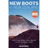 New Boots in New Zealand by Orrell, Gillian, 9781927187302