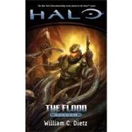 Halo : The Flood by Dietz, 9780765367303