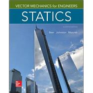 Vector Mechanics for Engineers: Statics by Beer, Ferdinand; Johnston, Jr., E. Russell; Mazurek, David, 9780077687304