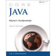 Core Java Volume I--Fundamentals by Horstmann, Cay S., 9780134177304