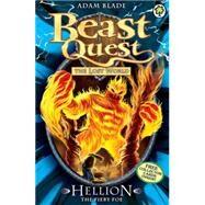 Beast Quest: 38: Hellion the Fiery Foe by Blade, Adam, 9781408307304