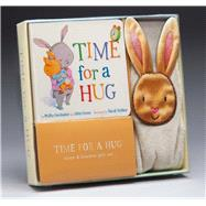 Time for a Hug Book & Blankie Gift Set by Gershator, Phillis; Green, Mim; Walker, David, 9781454917304