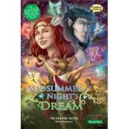 A Midsummer Night's Dream The Graphic Novel: Quick Text by Shakespeare, William; McDonald, John; Nicholson, Kat; Cardy, Jason; Bryant, Clive, 9781907127304