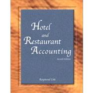 Hotel and Restaurant Accounting with Answer Sheet (AHLEI) by Cote, Raymond; American Hotel & Lodging Association, 9780133097306