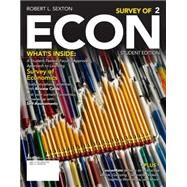Survey of ECON (with Printed Access Card) by Sexton, Robert L., 9781285087306