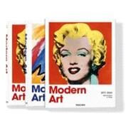 Modern Art by Holzwarth, Hans Werner; Taschen, Laszlo, 9783836527309