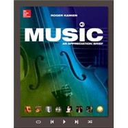 Music: An Appreciation, Brief Edition by Kamien, Roger, 9780077837310