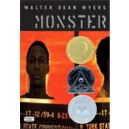 Monster by Myers, Walter Dean, 9780064407311