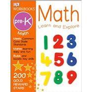 DK Workbooks: Math, Pre-K by DK Publishing, 9781465417312