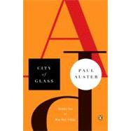 City of Glass by Auster, Paul (Author), 9780140097313