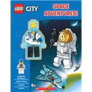 Space Adventures! (LEGO City: Activity Book with Minifigure) by Unknown, 9780545927314