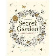 Secret Garden by Basford, Johanna, 9781780677316